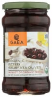 Gaea Organic Pitted Kalamata Olives