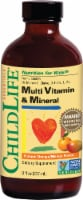 ChildLife Kids Multi Vitamin & Mineral Dietary Supplement Liquid