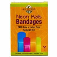 All Terrain Neon Kids Bandages - 25 Bandages