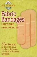 All Terrain Assorted Fabric Bandages