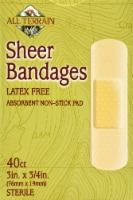 All Terrain Latex Free Sheer Bandages