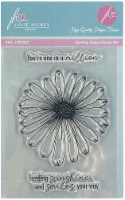 Julie Hickey Designs Clear Stamps-Darling Daisy - 1