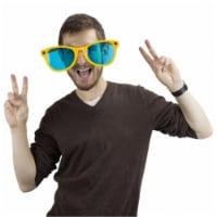 Jumbo Sunglasses - Yellow