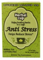 Herbal Cup Anti-Stress Ayurvedic Balanced Herbal Tea