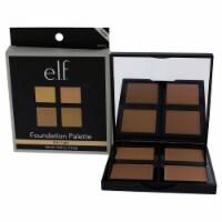 e.l.f. Foundation Palette  FairLight 0.43 oz