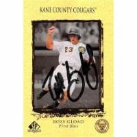 Autograph Warehouse 465798 Ross Gload Autographed Baseball Card, Kane County Cougars - 1999 U - 1