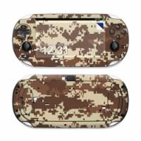 DecalGirl SPSV-DIGIDCAMO Sony PS Vita Skin - Digital Desert Camo - 1