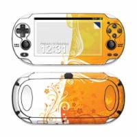 DecalGirl SPSV-ORANGECRUSH Sony PS Vita Skin - Orange Crush - 1