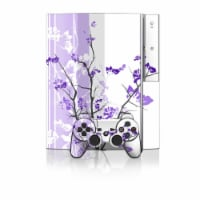 DecalGirl PS3-TRANQUILITY-PRP PS3 Skin - Violet Tranquility - 1