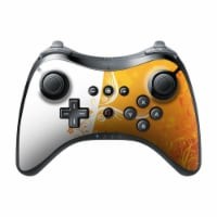 DecalGirl WIUPC-ORANGECRUSH Nintendo Wii U Pro Controller Skin - Orange Crush - 1