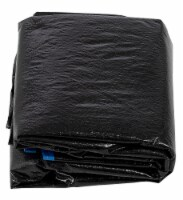 Economy Trampoline Weather Protection Cover, Fits for 7.5 FT. Round Frames-Black