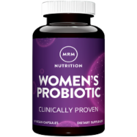 MRM Women's Probiotic Vegan Capsules