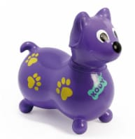 Gymnic Kody Pup Hopper - Purple