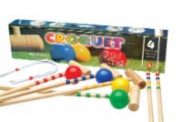 Londero Four Player Children's Croquet Set