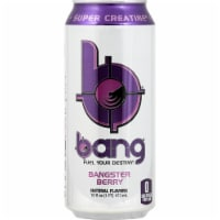 Bang Bangster Berry Energy Drink