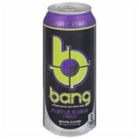 Bang Purple Guava Pear Energy Drink