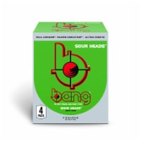 Bang Sour Heads Energy Drinks