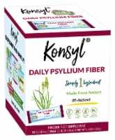 Konsyl Daily Psyllium Fiber Stick Packs - 30 ct