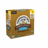 Newman's Own Organics Newman's Special Blend Medium Roast Coffee K-Cup® Pods