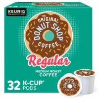 The Original Donut Shop Coffee Regular K-Cups Medium Roast