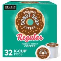 The Original Donut Shop Coffee Regular K-Cups Medium Roast - 32 ct