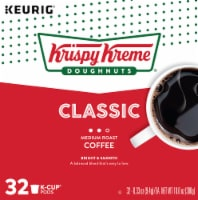 Krispy Kreme Classic Medium Roast Coffee K-Cup Pods