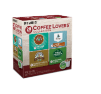 Keurig Coffee Lovers Collection K-Cup Pods