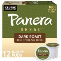 Panera Bread at Home Dark Roast Coffee K-Cups 12 Count