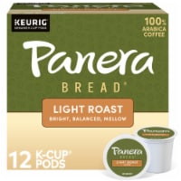 Panera Bread at Home Light Roast Coffee K-Cup Pods