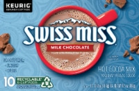 Swiss Miss Milk Chocolate Hot Cocoa Mix K-Cup Pods - 10 ct