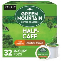 Green Mountain Coffee Half-Caff Medium Roast K-Cup Pods