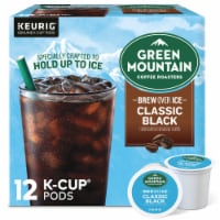 Green Mountain Coffee RoastersBrew Over Ice Classic Black K-CupPods
