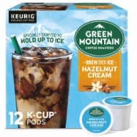 Green Mountain Coffee® Roasters Brew Over Ice Hazelnut Creme K-Cup Pods - 12 ct
