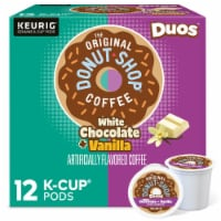 The Original Donut Shop™ Dous White Chocolate Vanilla Coffee K-Cup Pods - 12 ct