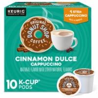 The Original Donut Shop Cinnamon Dulce Cappucino K-Cup Pods