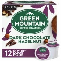 Green Mountain Coffee Roasters® Dark Chocolate Hazelnut Coffee K-Cup Pods - 12 ct