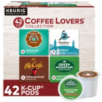 Keurig Coffee Lovers' Collection Single-Serve K-Cup Pod Variety Pack - 42 ct