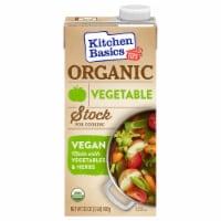 Kitchen Basics Organic Vegetable Stock