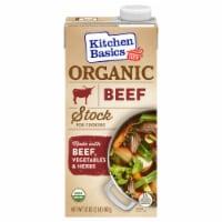 Kitchen Basics® Organic Beef Stock - 32 oz