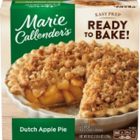 Marie Callender's Dutch Apple Pie Frozen Dessert