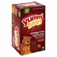 Hero Nutritionals Yummi Bears Omega 3-6-9