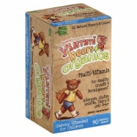 Hero Nutritionals Yummi Bears Organics Children's Multivitamin Gummies