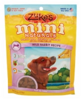 Zuke's All Natural Mini Wild Rabbit Treats For Dog 7.75 in. 1 pk - Count of: 1