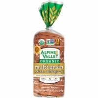 Alpine Valley Organic Multigrain with Omga-3 Bread