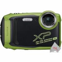 Fujifilm Finepix Xp140 Waterproof Shockproof Digital Camera Lime - 1