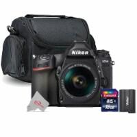 Nikon D780 Fx-format Dslr Camera With Nikon 18-55mm Af-p Lens + Replacement Battery Kit