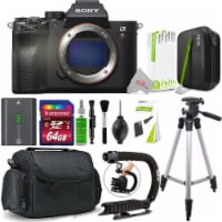 Sony Alpha A7r Iv 61mp Mirrorless Camera Body With Extra Battery Pack Accessory Kit