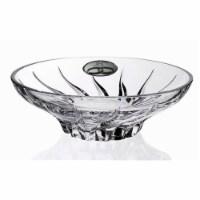 Lorenzo Imports 241070-25 RCR Trix Crystal Bowl for 25th Anniversary - 1