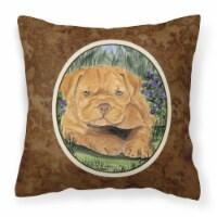 Carolines Treasures  SS8032PW1414 Dogue de Bordeaux Decorative   Canvas Fabric P