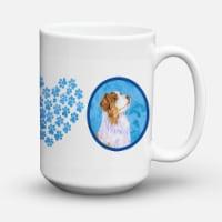 Australian Shepherd  Dishwasher Safe Microwavable Ceramic Coffee Mug 15 ounce